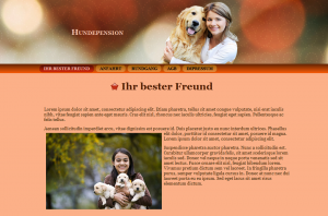 Webdesign Hundepension