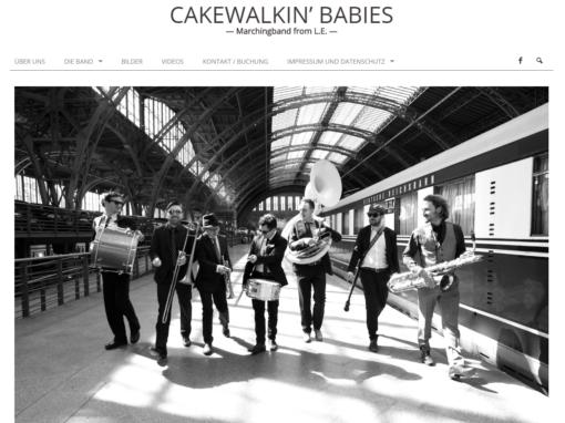 Marchingband aus Leipzig – CAKEWALKIN' BABIES