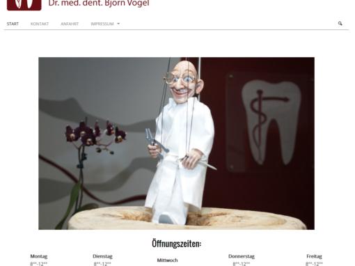 Zahnvogel – Zahnarztpraxis Dr. med. dent. Björn Vogel
