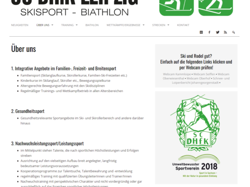 SC DHfK Leipzig – Abteilung Skisport